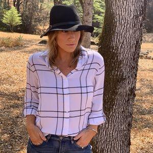 🆕 | charlotte striped button-down shirt|
